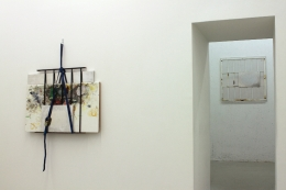 Installation view - Kamarade 2015